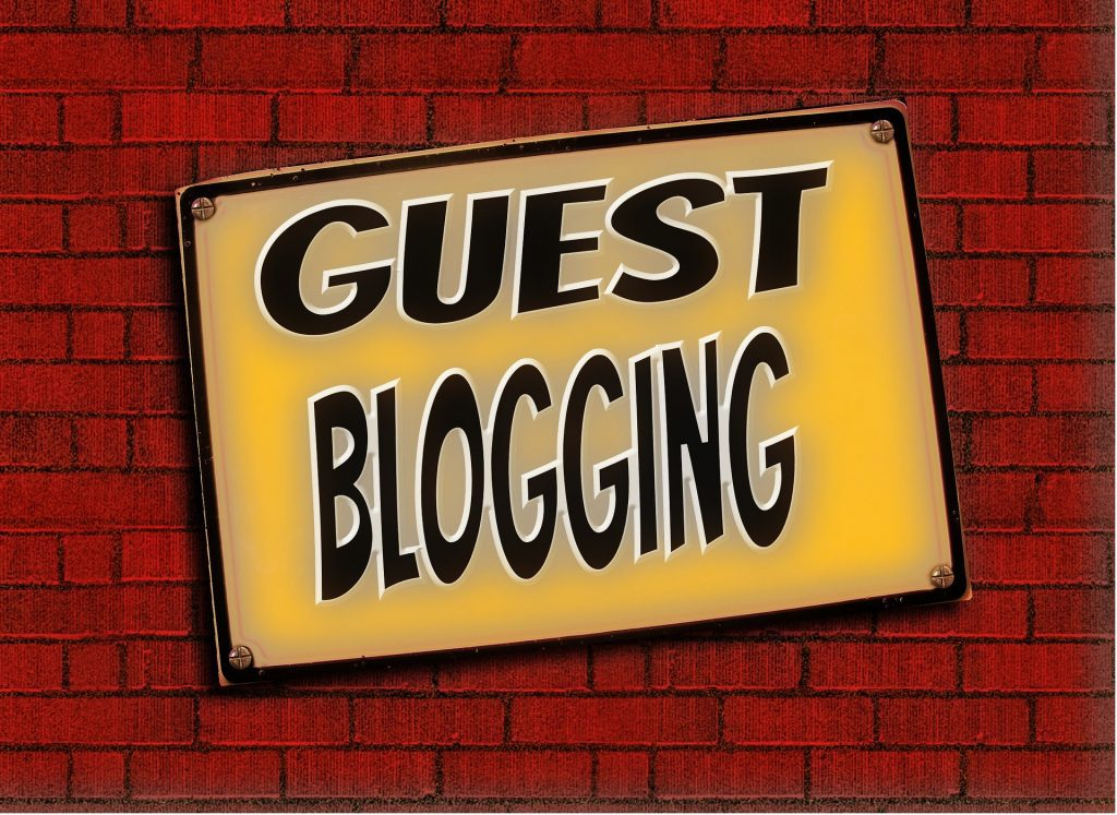 Image for Beginner's Guide to Guest Blogging