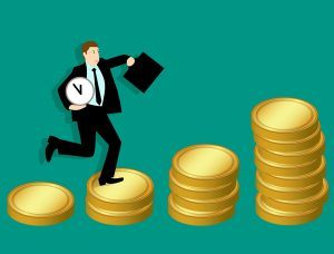 Iamage for how to earn a full time income as an affiliate marketer.