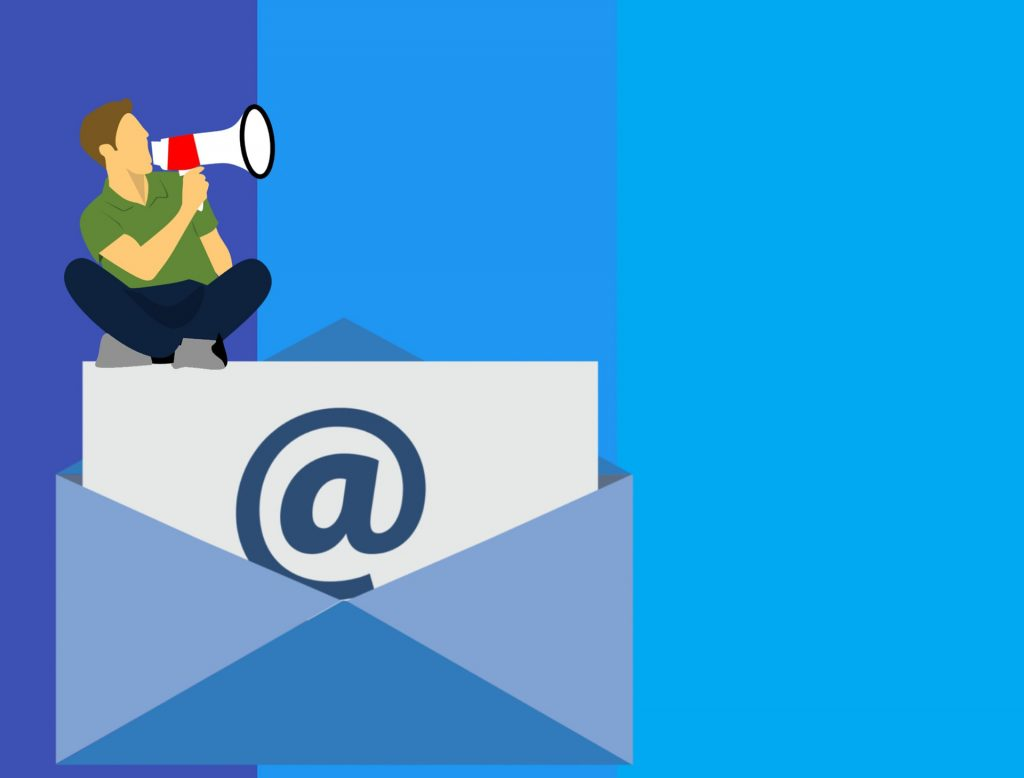 Image for email marketing.